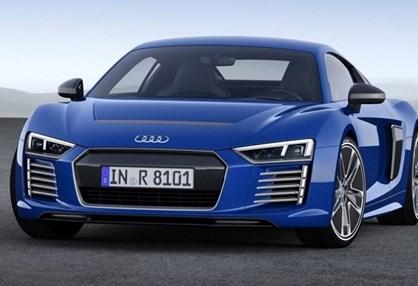 Audi pensa num supercarro eléctrico