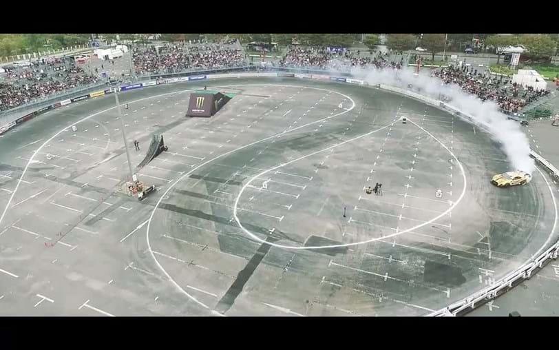 FIA anuncia primeira competição mundial de drift