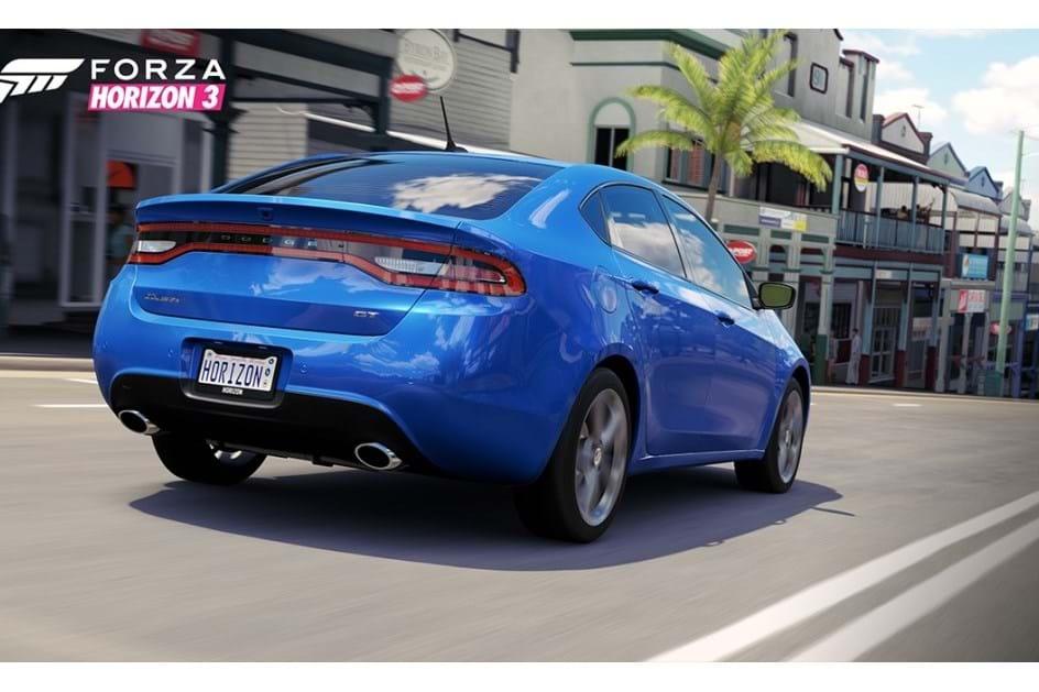 Novo pack traz sete novos carros ao Forza