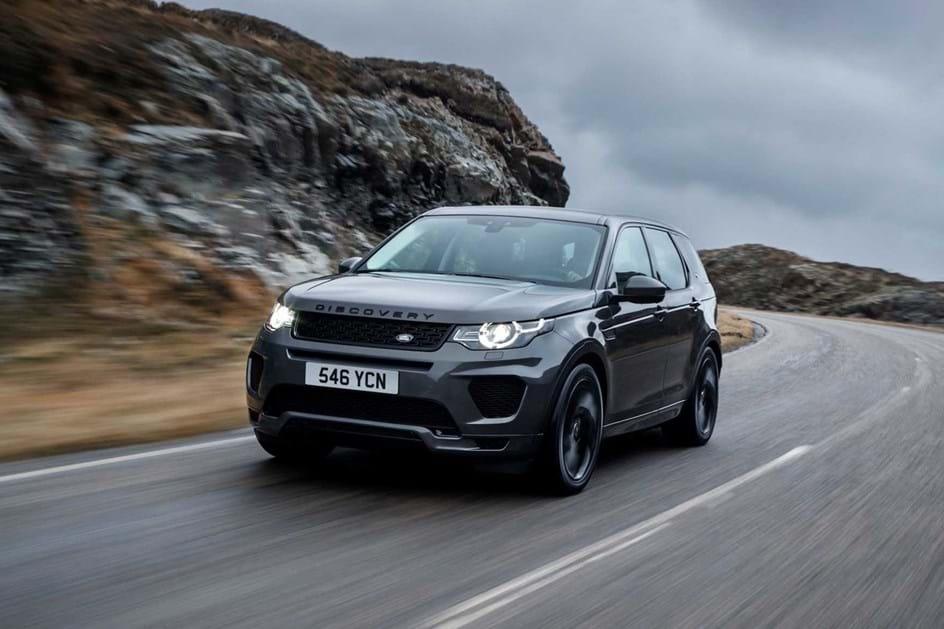 Range Rover Evoque e Discovery Sport ganham novos motores