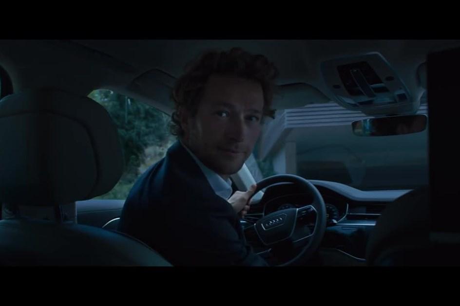 Audi lança teaser do novo A8