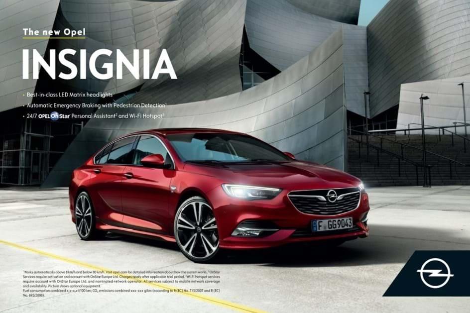 Opel tem nova assinatura e novo logótipo