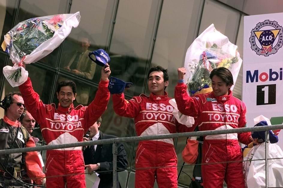 24 curiosidades da Toyota e das 24 Horas de Le Mans