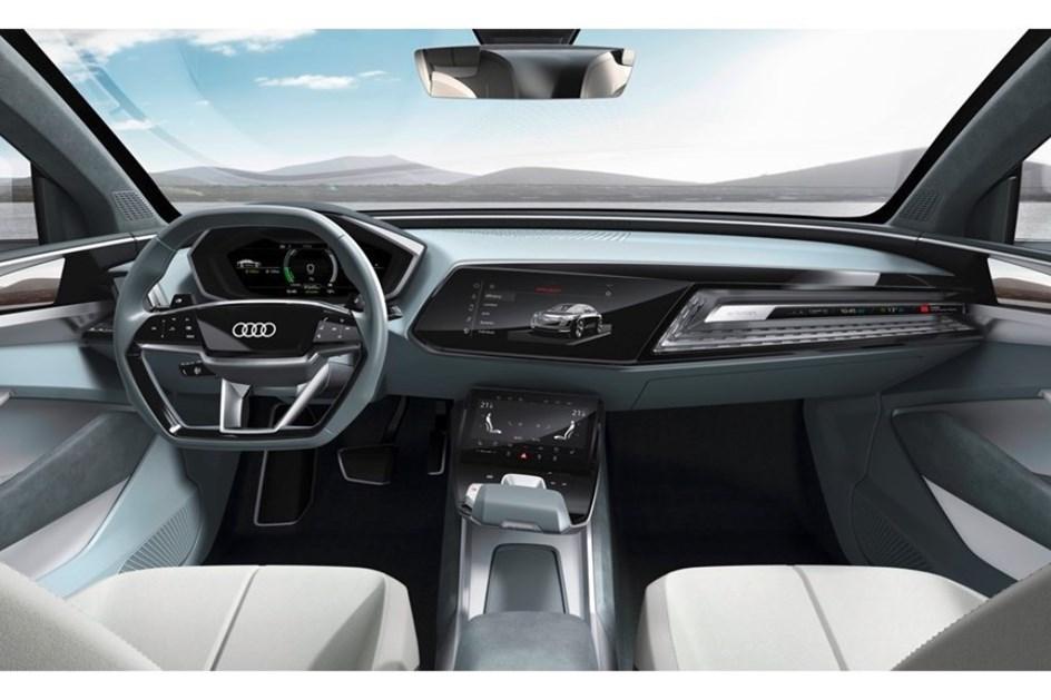 """Novo eléctrico da Audi é um """"Musk-Have"""""""