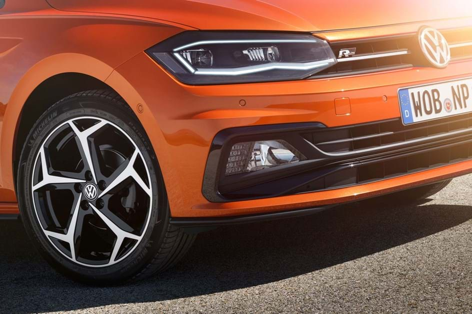 A sexta geração do VW Polo vista com todo o detalhe!
