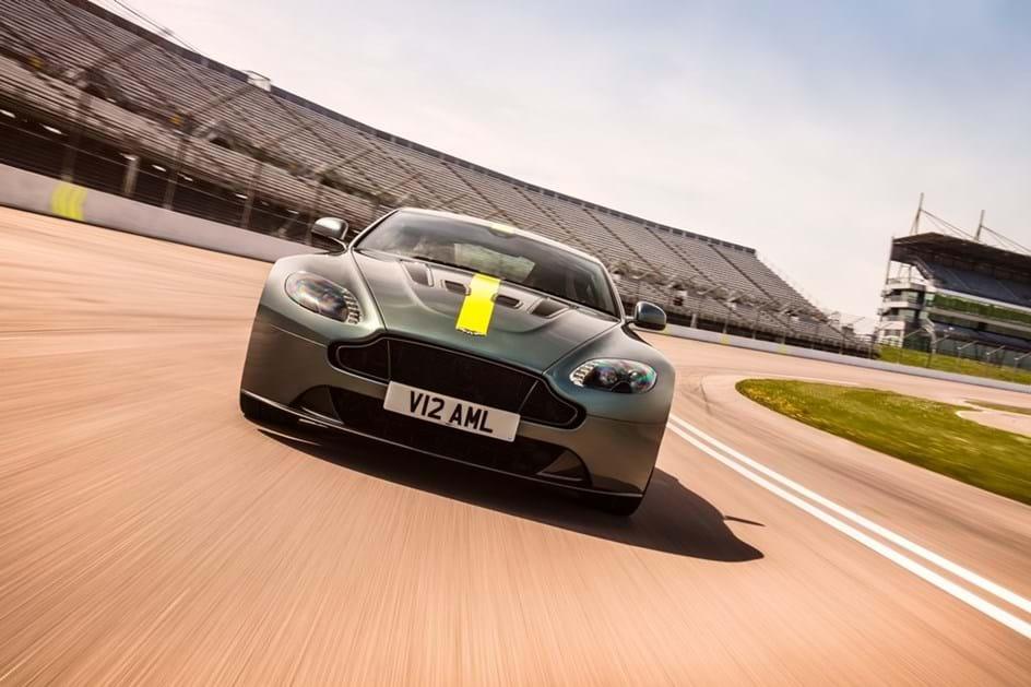 Estes são os primeiros Aston Martin AMR