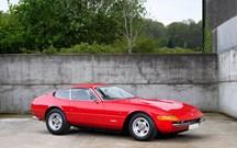 Ferrari que pertenceu a Elton John vai a leilão