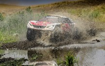 Silk Way Rally: Loeb soma e segue no Cazaquistão