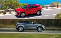 Evoque vs Jaguar E-Pace