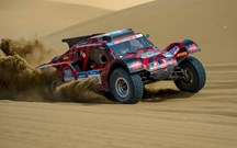 Silk Way Rally: Amos (Ford Buggy) venceu a 10ª etapa