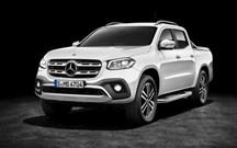 EM DIRECTO: Apresentação da Classe X, a pick-up da Mercedes