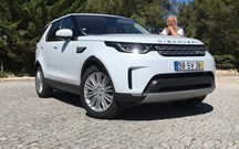 Ao volante do Land Rover Discovery 3.0 TD6