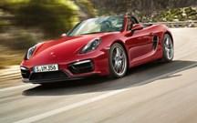 Idosa de 79 anos apanhada a 238 km/h num Porsche Boxster GTS