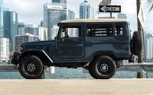 FJ Company Sport: um Land Cruiser clássico… completamente novo!