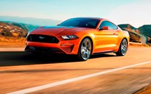 Novo Ford Mustang será o mais rápido de sempre