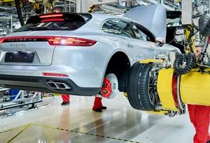 Porsche Panamera carrinha já está em produção na fábrica de Leipzig