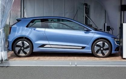 Será assim o próximo VW Golf?