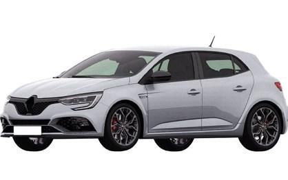 Vai ser assim o muito esperado Renault Mégane R.S.!