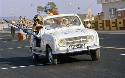 Evento vai reunir mais de 1000 exemplares do Renault 4L
