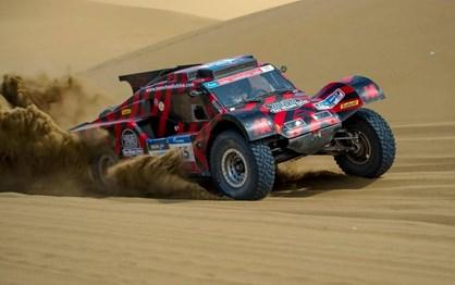 Silk Way Rally: Amos (Ford Buggy) venceu a 10ª etapa