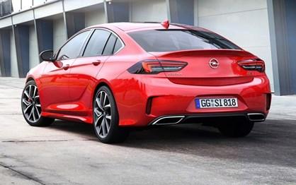 Opel recupera sigla GSi com versão de 260 cv do novo Insignia