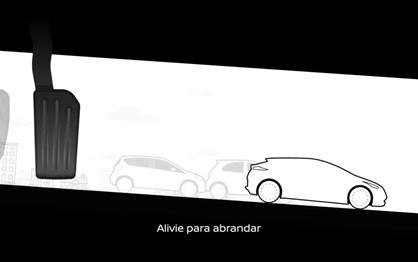 Nissan LEAF estará equipado com e-Pedal