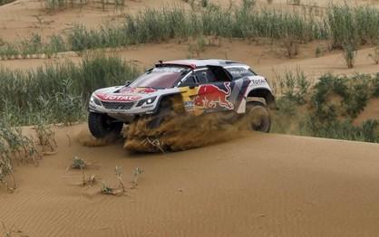 Silk Way Rally: Despres tem a vitória na mão