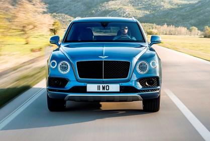 A história do SUV que a Bentley fez… 20 anos antes do Bentayga!