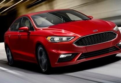 Ford Fusions chegam aos EUA carregados de droga
