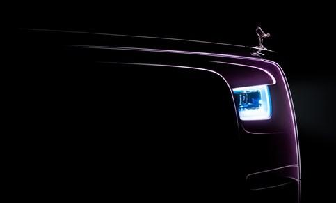 Acompanhe em directo a apresentação do novo Rolls-Royce Phantom