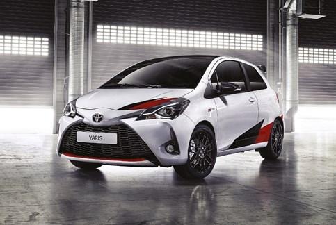 Toyota Yaris GRMN. Dos ralis para as estradas