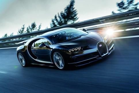 Bugatti electrifica sucessor do Chiron