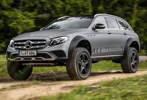 Esta é a criação louca de um engenheiro da Mercedes