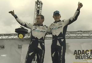 WRC Rali da Alemanha: As melhores imagens da festa da Ford