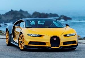 """Assim se entregou o primeiro Bugatti Chiron nos """"States"""""""