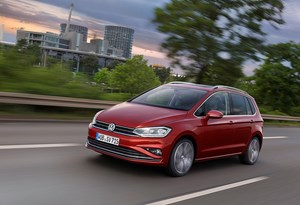 Novo VW Golf Spotsvan chega no Outono