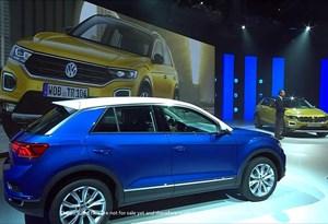 """T-Roc desvendado! Saiba tudo sobre o """"nosso"""" VW"""