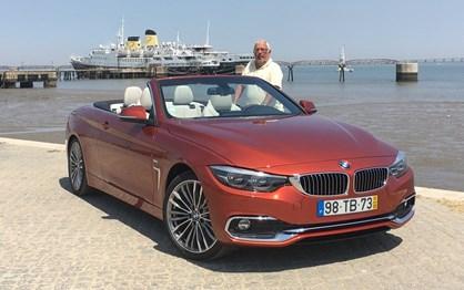 Guiámos o BMW 420d Cabrio