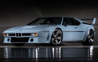 Único BMW M1 ex-Procar que pode andar na estrada está brilhante!
