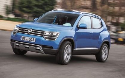 VW avança para o T-Track em 2020 com os olhos no Brasil!