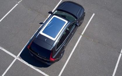 Pode ver o eclipse solar no conforto do seu Volvo XC60