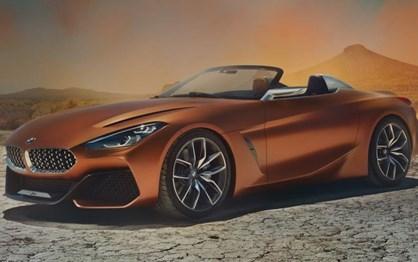 BMW Z4 Concept já foi apresentado. Todas as imagens e detalhes!
