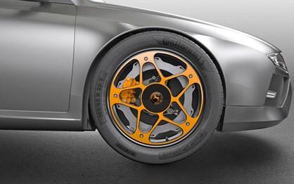 A reinvenção da roda a pensar nos automóveis eléctricos