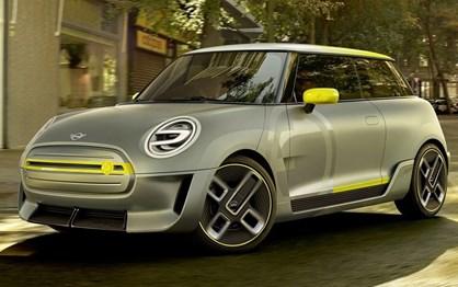 MINI Electric Concept antecipa modelo eléctrico que chega em 2019