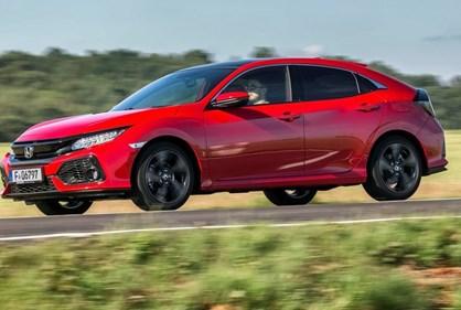 Honda Civic só terá diesel em Março