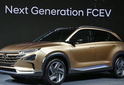 Hyundai revela SUV fuel cell com autonomia de 800 km