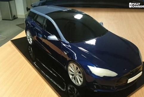 Tesla Model S terá versão… carrinha!