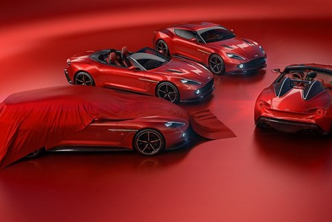 Aston Martin desvenda novas versões Zagato… com uma carrinha!