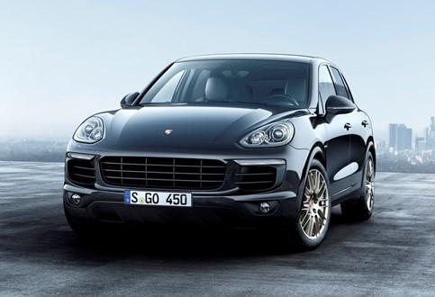 Novo Porsche Cayenne pronto a ser apresentado no fim deste mês