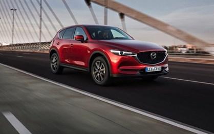 Novo Mazda CX-5 já chegou a Portugal. Saiba os preços!